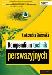 Kompendium technik perswazyjnych - okładka książki