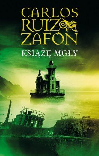 Książę Mgły - okładka książki