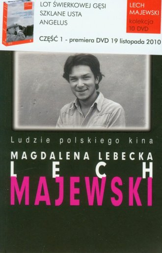 Lech Majewski. Ludzie polskiego - okładka książki