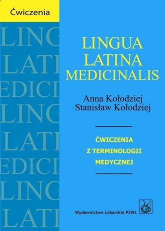 Lingua Latina medicinalis. Ćwiczenia - okładka książki