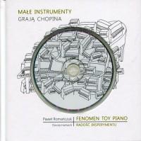 Małe instrumenty grają Chopina (+ CD) - okładka książki
