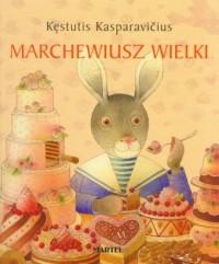 Marchewiusz Wielki - okładka książki
