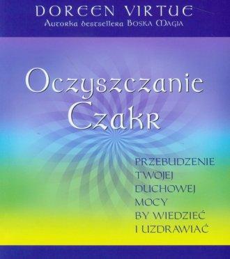 Oczyszczanie Czakr - okładka książki