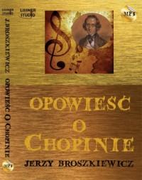 Opowieść o Chopinie (CD) - pudełko audiobooku