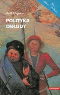 Polityka obłudy - okładka książki