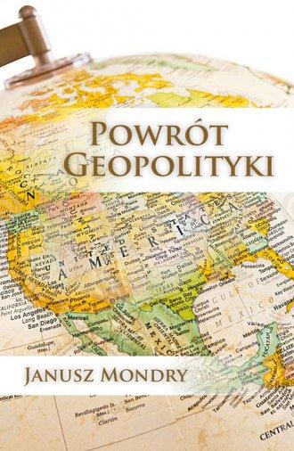 Powrót geopolityki - okładka książki