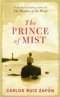 Prince of Mist - okładka książki