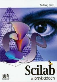Scilab w przykładach - okładka książki