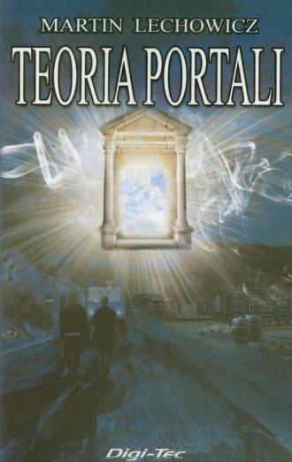 Teoria portali - okładka książki