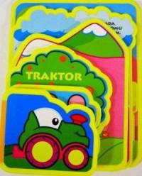 Traktor - okładka książki