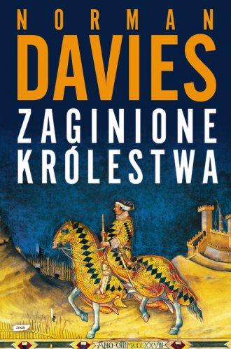 Zaginione królestwa - okładka książki