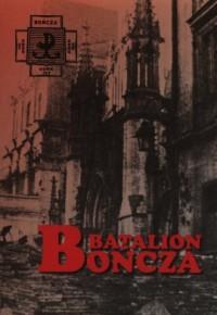 Batalion Bończa - okładka książki