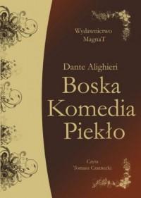 Boska Komedia. Piekło. Książka audio (CD mp3) - pudełko audiobooku