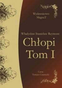 Chłopi. Tom 1. Czyta: Tomasz Czarnecki. Książka audio (CD mp3) - pudełko audiobooku