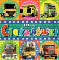Ciężarówki - okładka książki