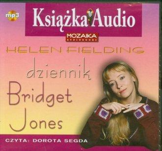 Dziennik Bridget Jones (CD) - pudełko audiobooku