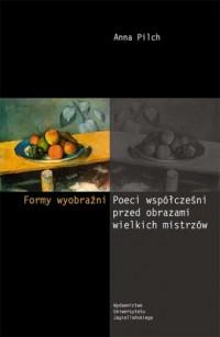 Formy wyobraźni - okładka książki