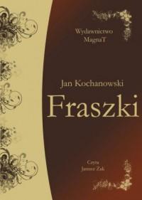 Fraszki. Książka audio (CD mp3) - pudełko audiobooku