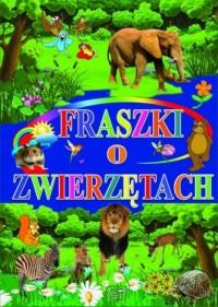 Fraszki o zwierzętach - Wydawnictwo Arti - okładka książki