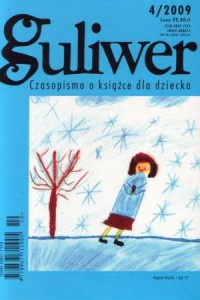 Guliwer 4/2009 (Czasopismo o książce - okładka książki