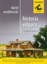 Historia Edgara (CD mp3) - pudełko audiobooku