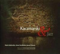 Kaczmarski & jazz (CD audio) - okładka płyty