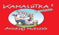 Kamasutra dla zaawansowanych - Andrzej Mleczko - okładka książki