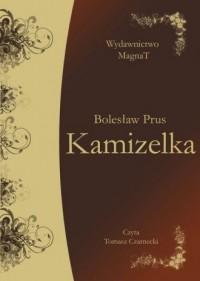 Kamizelka. Książka audio (CD mp3) - pudełko audiobooku