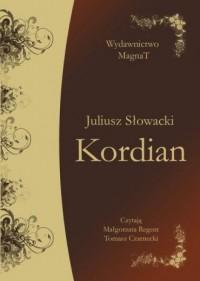 Kordian. Książka audio (CD mp3) - pudełko audiobooku