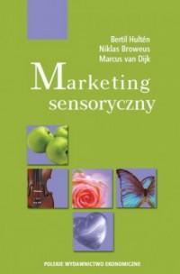 Marketing sensoryczny - Niklas Broweus - okładka książki
