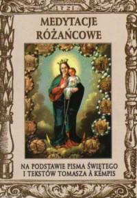 Medytacje różańcowe - okładka książki