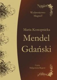 Mendel Gdański. Książka audio (CD mp3) - pudełko audiobooku