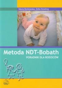 Metoda NDT-Bobath. Poradnik dla rodziców - okładka książki
