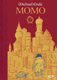 Momo - Michael Ende - okładka książki