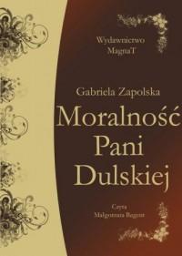 Moralność pani Dulskiej. Książka audio (CD mp3) - pudełko audiobooku