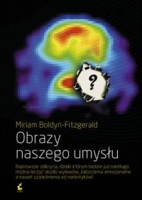 Obrazy naszego umysłu - Miriam Boleyn-Fitzgerald - okładka książki