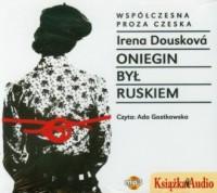 Oniegin był Ruskiem. Książka audio (CD mp3) - pudełko audiobooku