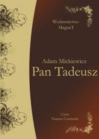 Pan Tadeusz. Książka audio (CD mp3) - pudełko audiobooku
