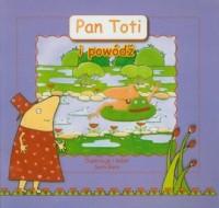 Pan Toti i powódź - okładka książki