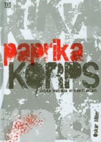Paprika korps - okładka książki