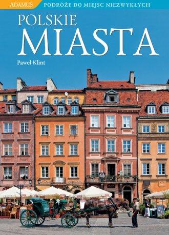 Polskie miasta - okładka książki
