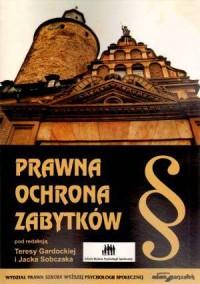 Prawna ochrona zabytków - okładka książki