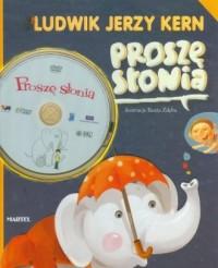 Proszę Słonia (+ DVD) - okładka książki
