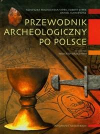Przewodnik archeologiczny po Polsce - okładka książki
