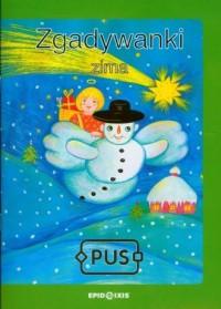 PUS Zgadywanki Zima - okładka podręcznika
