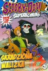 Scooby-Doo! Superkomiks 19. Skradziona walizka - okładka książki