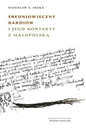 Średniowieczny Bardiów i jego kontakty - okładka książki