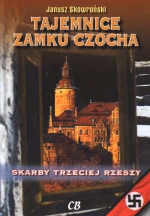 Tajemnice Zamku Czocha. Skarby - okładka książki