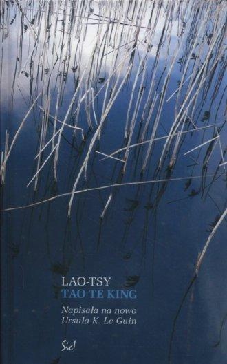 Tao Te King czyli księga drogi - okładka książki