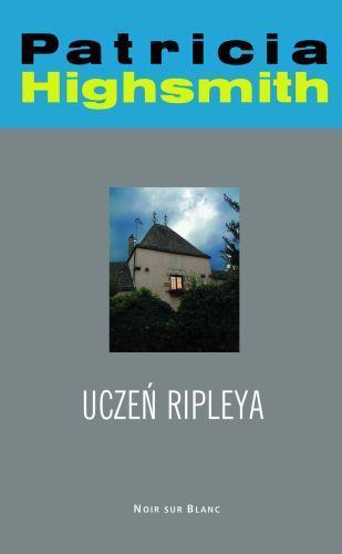 Uczeń Ripleya - okładka książki